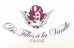 Des Filles a la Vanille Logo