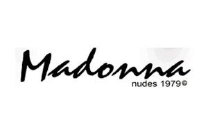 Madonna Nudes 1979 Logo
