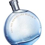 Chez Hermès, cette année L'Eau des Merveilles voit la vie en bleu