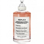 Martin Margiela Replica: By the Fireplace et Lipstick On