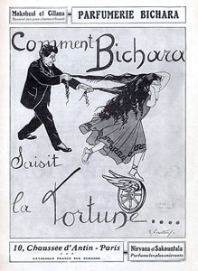 Ambre Parfums Bichara parfum un parfum pour homme et femme